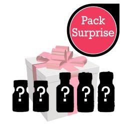 Pack Surprise 5 fioles