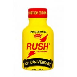 Poppers Rush 40ml - Édition...