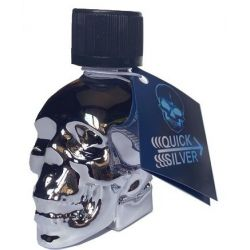 Poppers Quick Silver Skull...